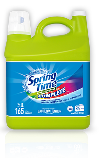 Springtime Laundry Concentrated Detergent
